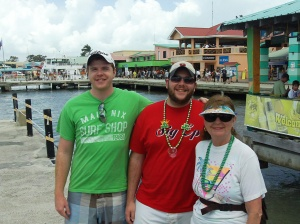 St. Patty's Day in Belize