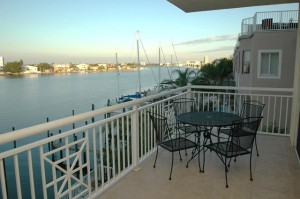 Bay Harbor Balcony View