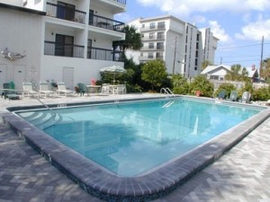 The Villas of Clearwater Beach Pool