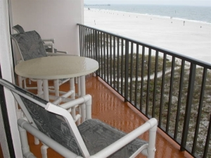 Surfside Balcony