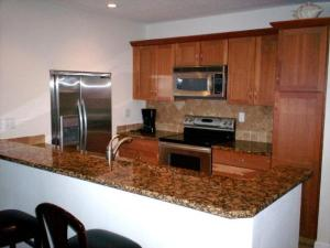 The Villas of Clearwater Beach Kitchen