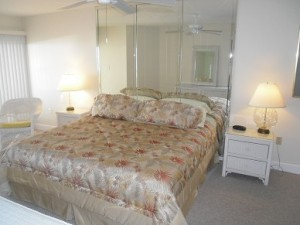 The Villas of Clearwater Beach Bedroom