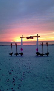 Clearwater Beach Wedding