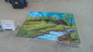Clearwater Beach Chalk Walk Festival